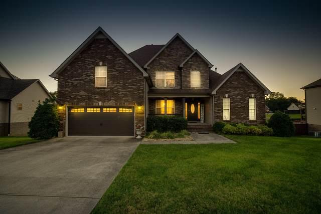 2206 Ellington Gait Dr, Clarksville, TN 37043 (MLS #RTC2284364) :: John Jones Real Estate LLC