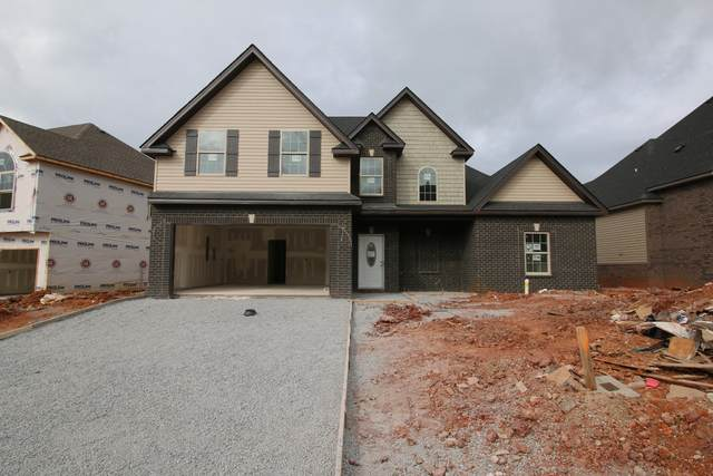 201 Mills Creek, Clarksville, TN 37042 (MLS #RTC2284681) :: Morrell Property Collective | Compass RE