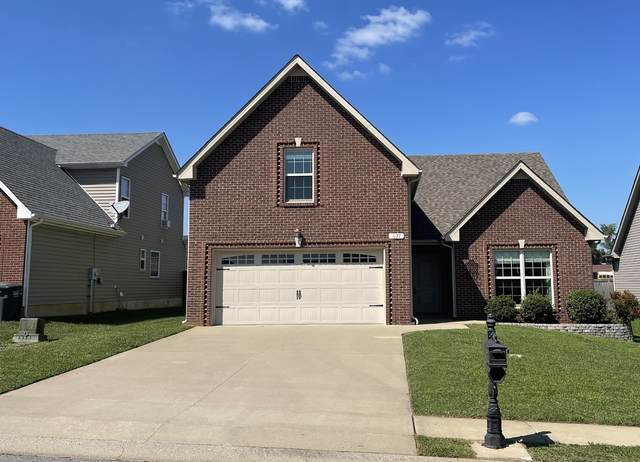 677 White Face Dr, Clarksville, TN 37040 (MLS #RTC2287487) :: FYKES Realty Group