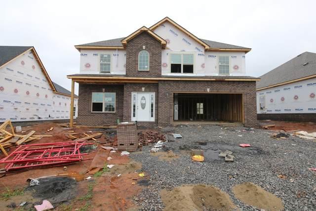 377 Summerfield, Clarksville, TN 37040 (MLS #RTC2287919) :: RE/MAX Fine Homes