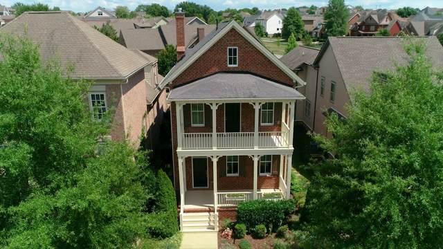 3660 Wareham Dr, Thompsons Station, TN 37179 (MLS #RTC2289054) :: Village Real Estate