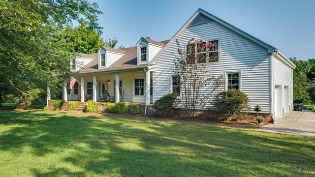 1658 Sunset Rd, Brentwood, TN 37027 (MLS #RTC2290157) :: John Jones Real Estate LLC