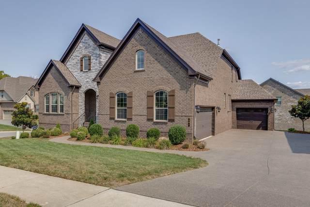 401 Herring Trl, Nolensville, TN 37135 (MLS #RTC2290457) :: Re/Max Fine Homes