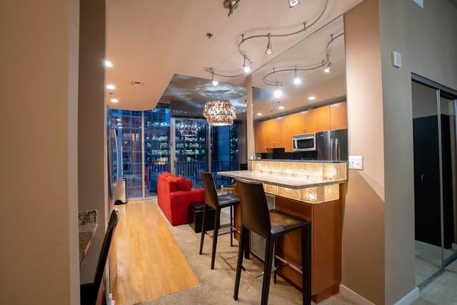 301 Demonbreun St #1208, Nashville, TN 37201 (MLS #RTC2290601) :: Cory Real Estate Services