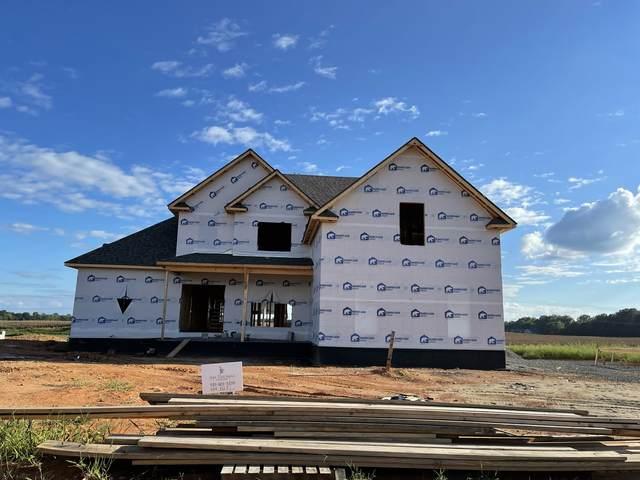 107 Hartley Hills, Clarksville, TN 37043 (MLS #RTC2292251) :: Nashville Roots