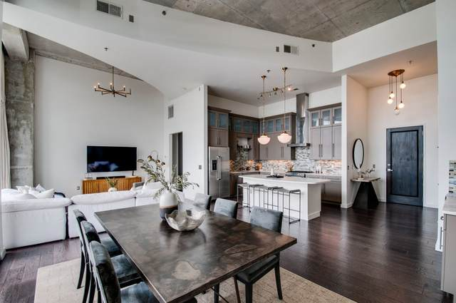 600 12th Ave S #2204, Nashville, TN 37203 (MLS #RTC2292299) :: The Home Network by Ashley Griffith