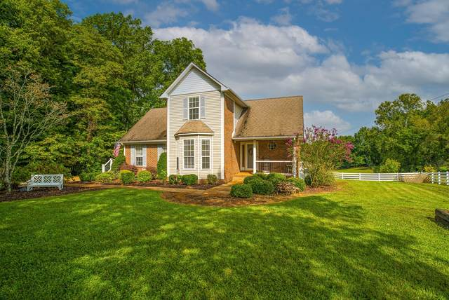 2391 Double Branch Rd, Columbia, TN 38401 (MLS #RTC2292336) :: Benchmark Realty