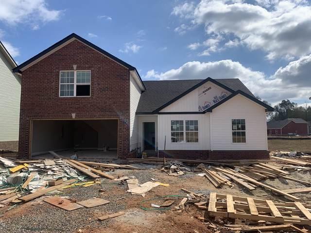 207 Cedar Springs 3, Clarksville, TN 37040 (MLS #RTC2293594) :: John Jones Real Estate LLC