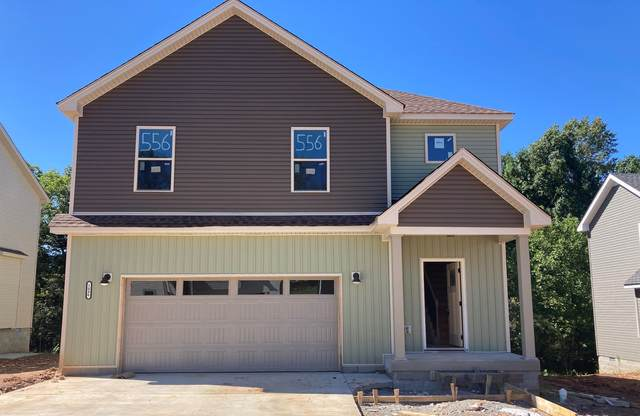 1086 Spicer Dr, Clarksville, TN 37042 (MLS #RTC2293606) :: Cory Real Estate Services