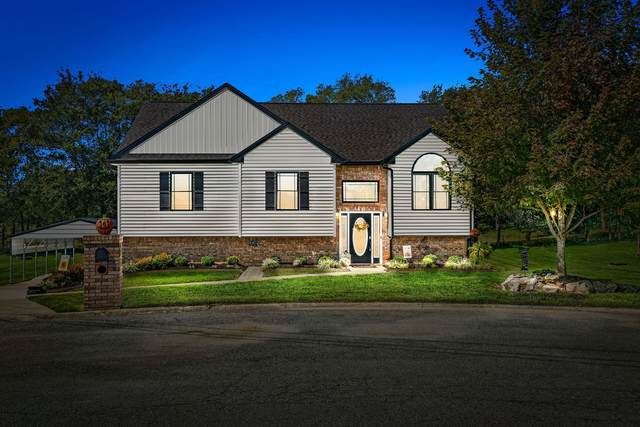 1388 Todd Phillips Ct, Clarksville, TN 37042 (MLS #RTC2294125) :: The Home Network by Ashley Griffith
