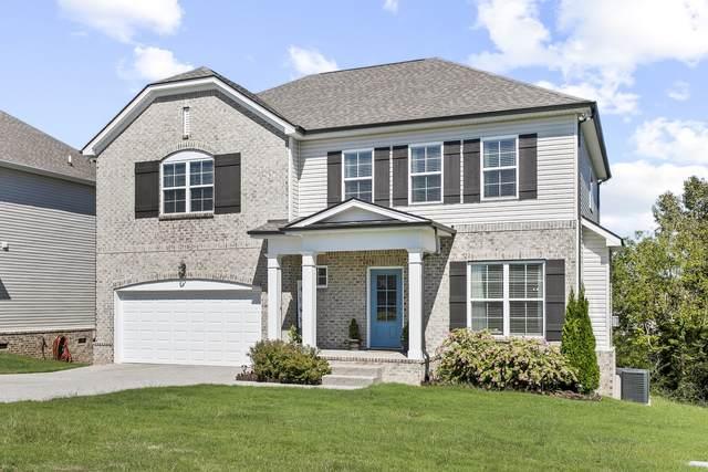 1042 Solomon Ln, Spring Hill, TN 37174 (MLS #RTC2294133) :: Nelle Anderson & Associates
