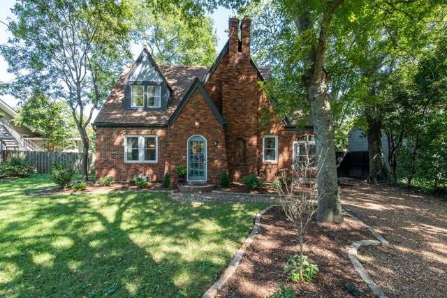 2512 Sharondale Dr, Nashville, TN 37215 (MLS #RTC2299223) :: Maples Realty and Auction Co.