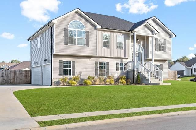 1585 Parkside Dr, Clarksville, TN 37042 (MLS #RTC2299325) :: Re/Max Fine Homes