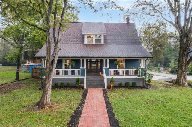 1601 Jones Ave, Nashville, TN 37207 (MLS #RTC2299988) :: Village Real Estate