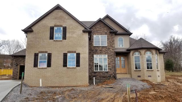 58 Copperstone, Clarksville, TN 37043 (MLS #1847410) :: NashvilleOnTheMove | Benchmark Realty