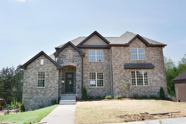 1019 Del Ray Trl Lot 14, Hendersonville, TN 37075 (MLS #1849208) :: Berkshire Hathaway HomeServices Woodmont Realty