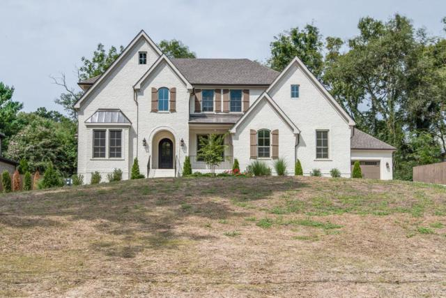 4013 Wallace Ln, Nashville, TN 37215 (MLS #1849980) :: KW Armstrong Real Estate Group