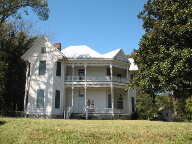 902 W Main St, Woodbury, TN 37190 (MLS #1872461) :: EXIT Realty Bob Lamb & Associates