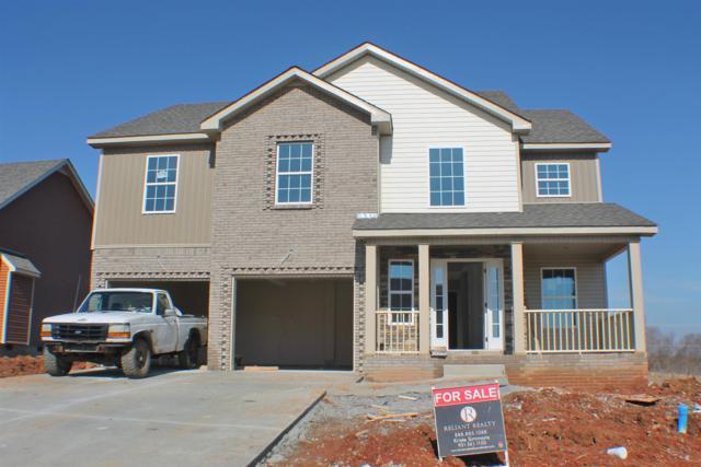 740 Crestone Lane, Clarksville, TN 37042 (MLS #1885967) :: Berkshire Hathaway HomeServices Woodmont Realty