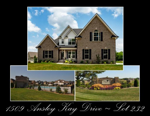 1509 Ansley Kay Drive - 232, Christiana, TN 37037 (MLS #1915037) :: DeSelms Real Estate
