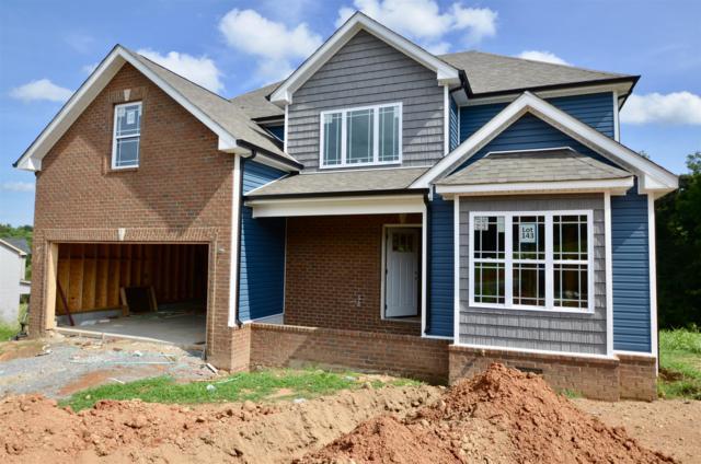143 Robin Lynn Hills Lot 143, Clarksville, TN 37042 (MLS #1944527) :: Nashville On The Move