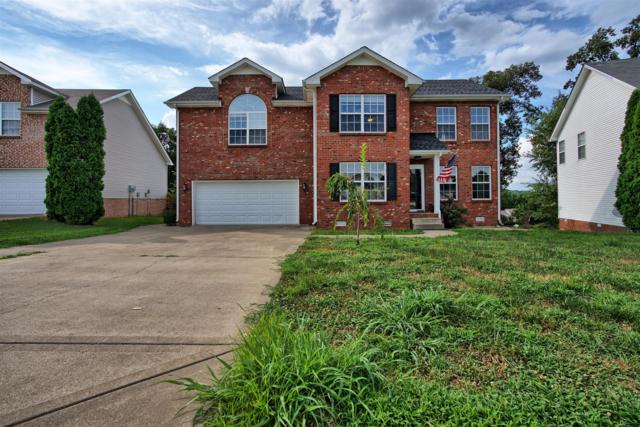 2802 Ridgepole Dr, Clarksville, TN 37040 (MLS #1957180) :: Nashville On The Move