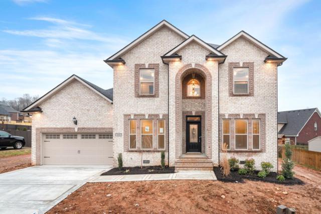 46 Terraces, Clarksville, TN 37040 (MLS #RTC1959399) :: Nashville on the Move