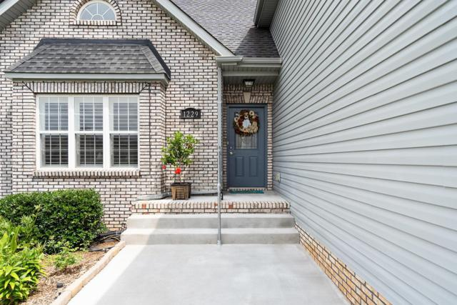 1229 Fossil Dr, Clarksville, TN 37040 (MLS #1960333) :: CityLiving Group