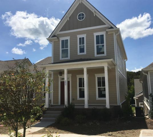 521 Pleasant Street #129, Nolensville, TN 37135 (MLS #1964347) :: Group 46:10 Middle Tennessee