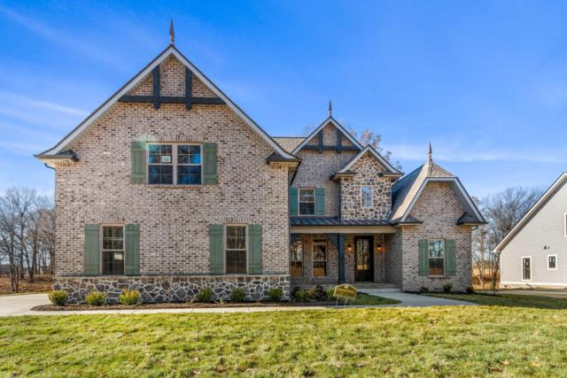 476 Shea's Way, Clarksville, TN 37043 (MLS #1982343) :: Nashville on the Move