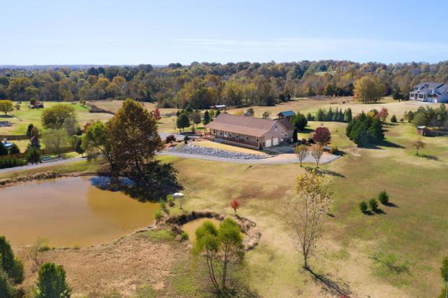 2163 Chester Harris Rd, Woodlawn, TN 37191 (MLS #1984762) :: Nashville on the Move
