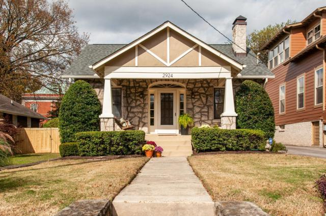 2924 Westmoreland Dr, Nashville, TN 37212 (MLS #1985396) :: Ashley Claire Real Estate - Benchmark Realty