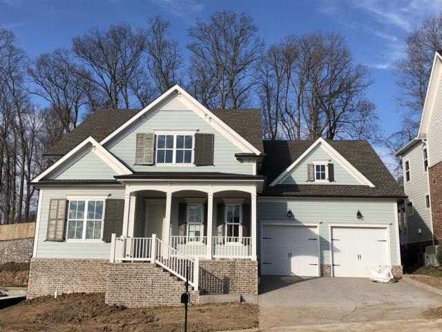135 Halswelle Drive, Lot 168, Franklin, TN 37064 (MLS #1985773) :: DeSelms Real Estate