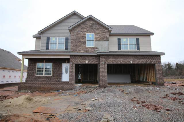 283 The Groves At Hearthstone, Clarksville, TN 37040 (MLS #2008821) :: RE/MAX Homes And Estates