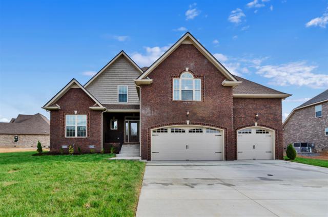 11 Savannah Glen, Clarksville, TN 37043 (MLS #2011740) :: RE/MAX Homes And Estates