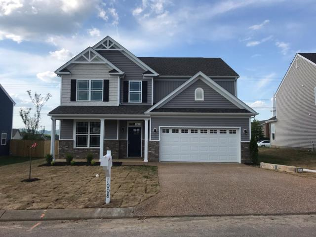 1008 Vanguard Dr, Spring Hill, TN 37174 (MLS #2022252) :: Nashville on the Move