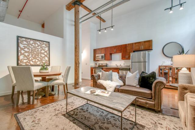 1350 Rosa L Parks Blvd Apt 256 #256, Nashville, TN 37208 (MLS #RTC2022864) :: Clarksville Real Estate Inc