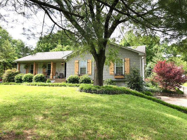 4020 Clovercroft Road, Franklin, TN 37067 (MLS #2023712) :: Clarksville Real Estate Inc