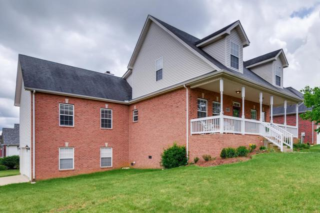 1236 Chapmans Retreat Dr, Spring Hill, TN 37174 (MLS #2024850) :: Nashville on the Move