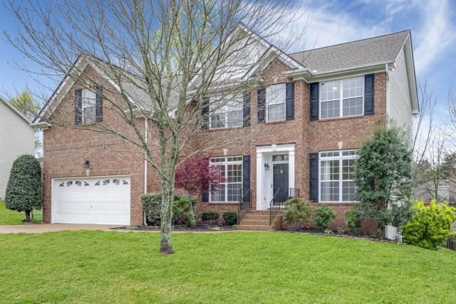 2908 Melbourne Ter, Mount Juliet, TN 37122 (MLS #2028356) :: The Kelton Group