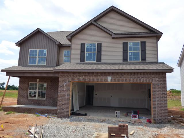 1338 Millet Dr, Clarksville, TN 37040 (MLS #2029258) :: Berkshire Hathaway HomeServices Woodmont Realty