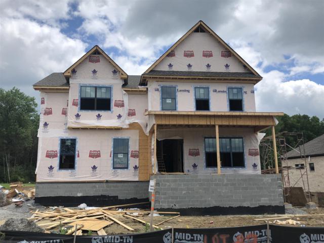 909 Redstone Lane, Nolensville, TN 37135 (MLS #2031512) :: The Helton Real Estate Group