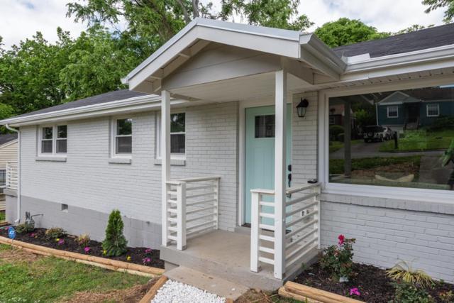 939 Sharpe Ave, Nashville, TN 37206 (MLS #2032446) :: John Jones Real Estate LLC