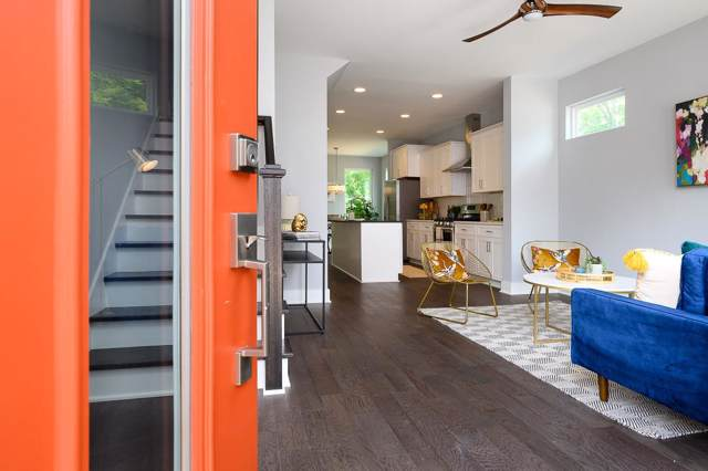 708 Tral Street, Nashville, TN 37208 (MLS #RTC1986729) :: Ashley Claire Real Estate - Benchmark Realty