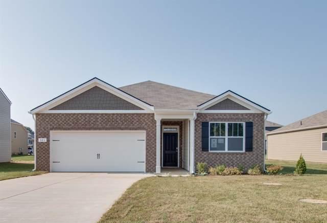 321 Tessa Grace Way #08, Murfreesboro, TN 37129 (MLS #RTC2034610) :: Team Wilson Real Estate Partners