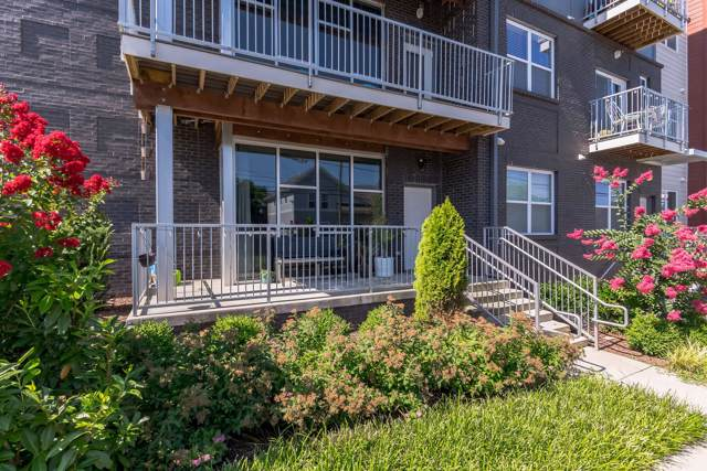 1118 Litton Ave #101, Nashville, TN 37216 (MLS #RTC2053433) :: The Milam Group at Fridrich & Clark Realty