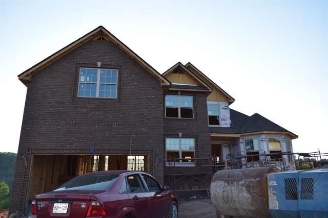 8 Kingstons Cove, Clarksville, TN 37042 (MLS #RTC2055300) :: Village Real Estate
