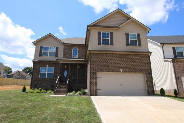 115 Griffey Estates, Clarksville, TN 37042 (MLS #RTC2068769) :: The Group Campbell powered by Five Doors Network