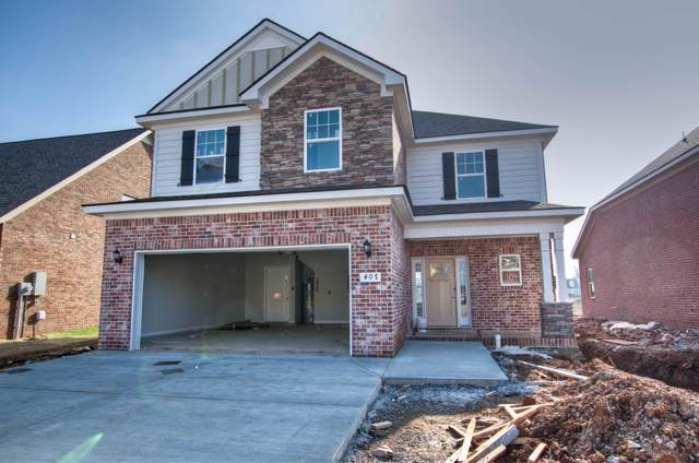 407 Spitzy Ln.- #104, Smyrna, TN 37167 (MLS #RTC2092237) :: John Jones Real Estate LLC