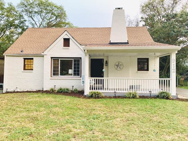 912 Burchwood Ave, Nashville, TN 37216 (MLS #RTC2093139) :: RE/MAX Homes And Estates